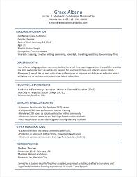 Sample Resume For Fresh Graduate Engineering Pdf Svoboda2 Com