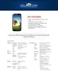 Samsung I9500 Galaxy S4 (IV) Black GSM ...