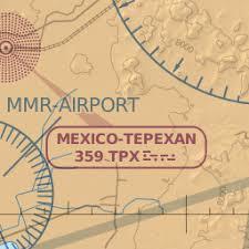 Mmmx Airport Charts Mmmx Licenciado Benito Juarez Intl