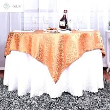 tablecloth for coffee table beige table linens handmade jacquard embroidered rectangle