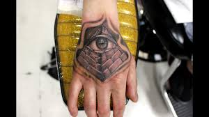 Pyramid With All Seeing Eye Tattoo Wylde Sydes Tattoo