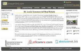 Josephord Com Commercial Real Estate Agent Changescape Web