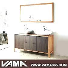 5 foot vanity bathroom vanity 5 feet 4 factory supplier double sink foot light r framed 5 foot vanity