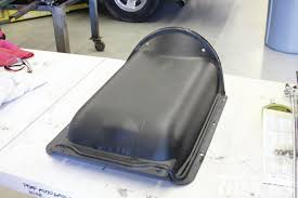Chevy C10 - High Hump Pan Installation - Hot Rod Network