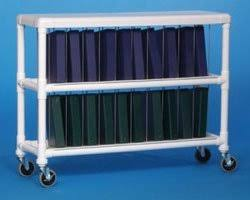 Mobile Chart Rack Amazon Com Notebook Chart Rack Holds 20 Ring Binders