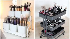 12 ikea makeup storage ideas