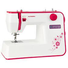 <b>Швейная машина Aurora STYLE</b> 50: отзывы и обзор