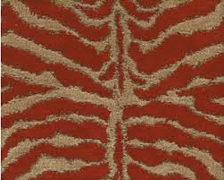animal print sofa fabric. tiger-red, animal print red gold chenille tapestry heavy bedding drapery upholstery fabric - sofa