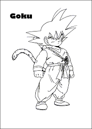 Dragon Ball Website Immagini Da Colorare