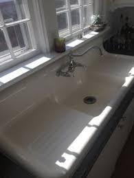 1930 s cast iron farmhouse sink farm sink single basin 30 x 20