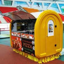 Outdoor Vending Machine Amazing French Fry Vending Machine Outdoor Food Kiosk Tricycle Food Cart On
