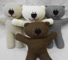 Easy Crochet Teddy Bear Pattern Interesting Inspiration Ideas