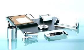 modern office desk accessories. Office Desk Accessories Set Modern Executive Sets In Accessory Plan 6 . E