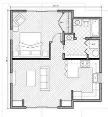 One bedroom  Floor plans and House plans on Pinterestone bedroom house plans       plans give you optimum space mini st square house
