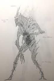 ArtStation - Creature Concepts, Benjamin Burchfield