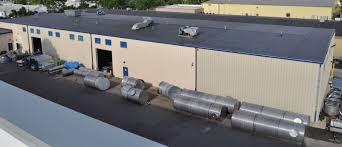 sheet metal shop fabrication shops hooper corporation