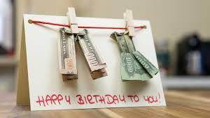 money gift idea 4 bat mitzvahs weddings and birthdays