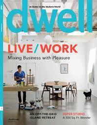 home office magazine. modren office cover of dwell magazine november 2010 modernhomeofficeandlibrary for home office magazine a