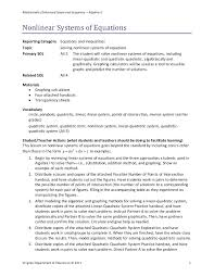 linear quadratic systems mathworksheetsland worksheet 1 together with mathbits answers
