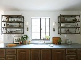 open metal shelving enchanting open metal shelving kitchen unique wall mounted wooden metal shelf kitchen wall