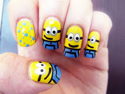 Simple Nail Design Ideas Cool Nail Designs Easy