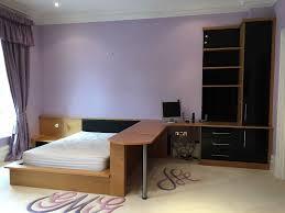 Luxury Bedroom Furniture For Luxury Bedroom Furniture Double Bed Desk Bedside Tables Black