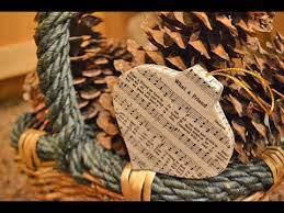 custom paper mache christmas ornament