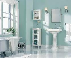 bathroom color ideas blue. Painting Color Ideas Bathroom With White Drapery And Light Blue Walls Also A Mirror R