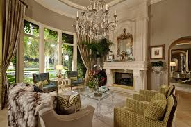 Hollywood Glamour traditional-living-room