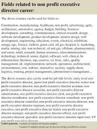 33 Top Executive Director Resume Nadine Resume