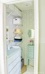 girly walk in closet makeover