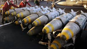 Image result for bombs dropping