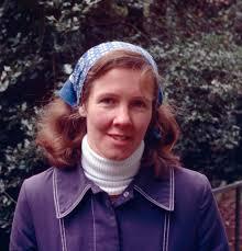 Memorial to Maureen Finch, 1942 - 2015.