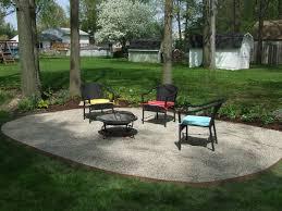 ... Trend Gravel Backyard Trend Backyard Patio Ideas With Gravel Will  Relaxing You : Backyard Patio ...