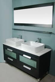 brilliant 55 inch double sink vanity adorna 55 inch double sink vanity set composite stone top