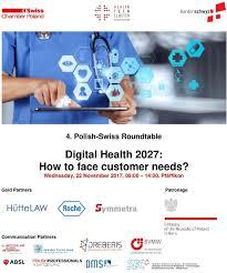 polish swiss roundtable digital health 2027 how to face customer needs 22 11 2017 pfäffikon ch