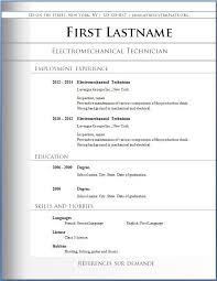 free download resume templates word free downloadable resume resume templates word free download