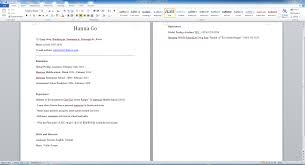 Free Resume Templates 81 Mesmerizing How To Create A On Word Ms
