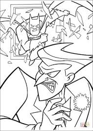 Small Picture Batman and Joker coloring page Free Printable Coloring Pages
