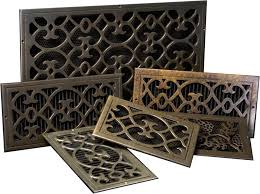 wood wall register covers designs decorative wood wall grilles also decorative vent grill