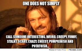 ONE DOES NOT SIMPLY... - One Does Not Simply Meme Generator ... via Relatably.com