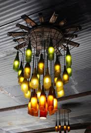 bottle lighting. Craft Ideas For Modern Furniture, Lighting Fixtures, Lanterns And Home  Decorations Recycling Glass Bottles Bottle E