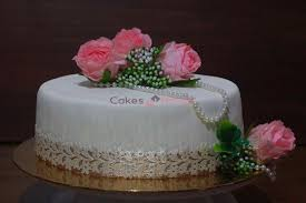 Cakes N Bakes We Made This Simple And Elegant Engagement Facebook