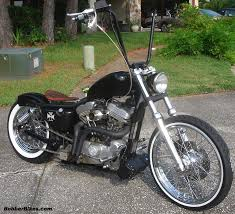 custom bobber bikes and motorcycles