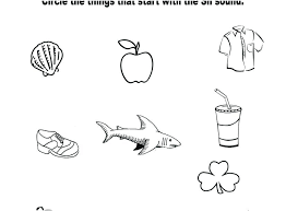 Coloring Worksheet For Kindergarten Kindergarten Worksheets Free ...