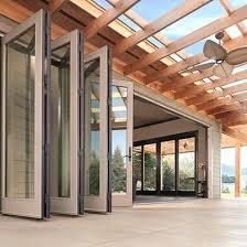 exterior accordion doors. Exterior Folding Doors Windows Regarding Accordion Design 5 Uk . L