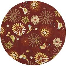 8 ft round outdoor rugs area rug ideas