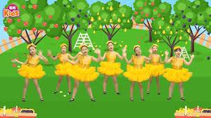 Nhạc Thiếu Nhi MÚA HÁT Sôi Động ♫ Vườn Cây Của Ba ♫ Thùng Thình Thùng Thình  | Nhạc Cho Trẻ Mầm Non - YouTube