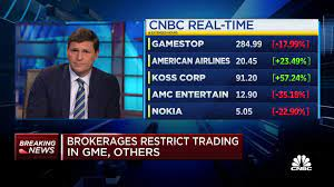 Gamestop, AMC or other 'meme' stocks ...