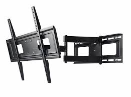 secu full motion tilt swivel tv wall mount for 32 55 samsung vizio sharp
